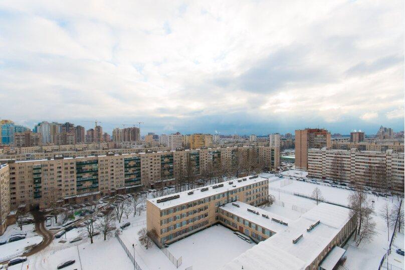 1-комн. квартира, 30 кв.м. на 3 человека, улица Ивана Фомина, 7к3, Санкт-Петербург - Фотография 20
