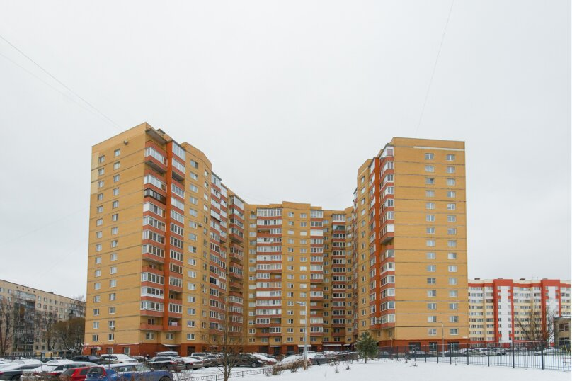 1-комн. квартира, 30 кв.м. на 3 человека, улица Ивана Фомина, 7к3, Санкт-Петербург - Фотография 22