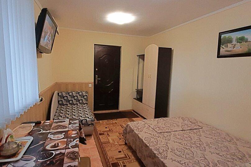 Номер-студио 1й этаж, 25 кв.м. на 3 человека, 1 спальня, улица Васильченко, 7, Симеиз - Фотография 8