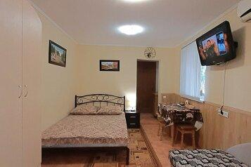 Номер-студио 1й этаж, 25 кв.м. на 3 человека, 1 спальня, улица Васильченко, 7, Симеиз - Фотография 1