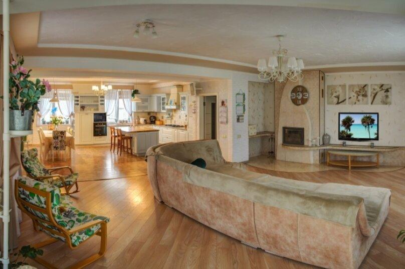 Дом , 600 кв.м. на 12 человек, 7 спален, с. Павловка, Переулок Лебединый, 22, Орлиное - Фотография 4