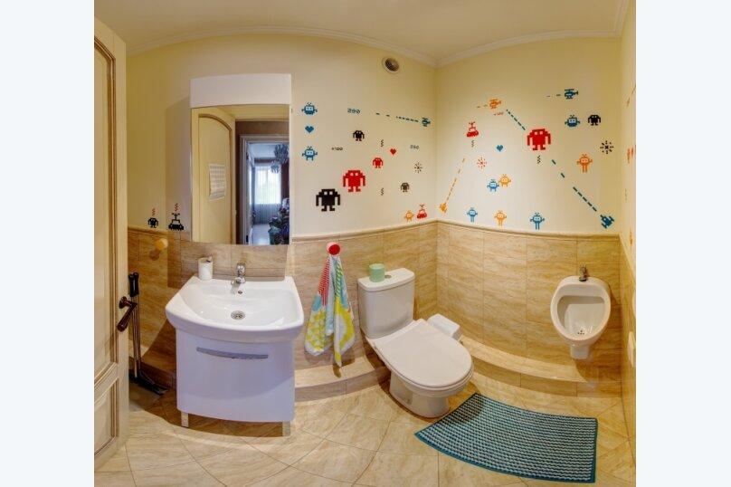 Дом , 600 кв.м. на 12 человек, 7 спален, с. Павловка, Переулок Лебединый, 22, Орлиное - Фотография 10