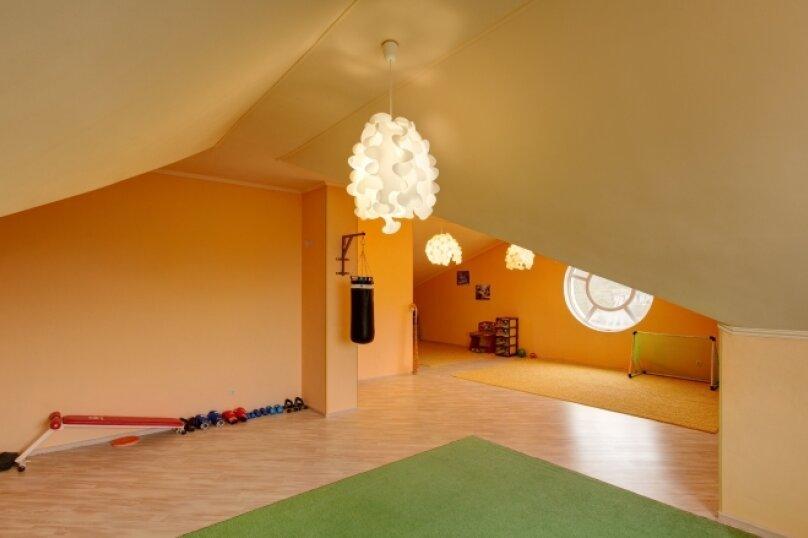 Дом , 600 кв.м. на 12 человек, 7 спален, с. Павловка, Переулок Лебединый, 22, Орлиное - Фотография 12