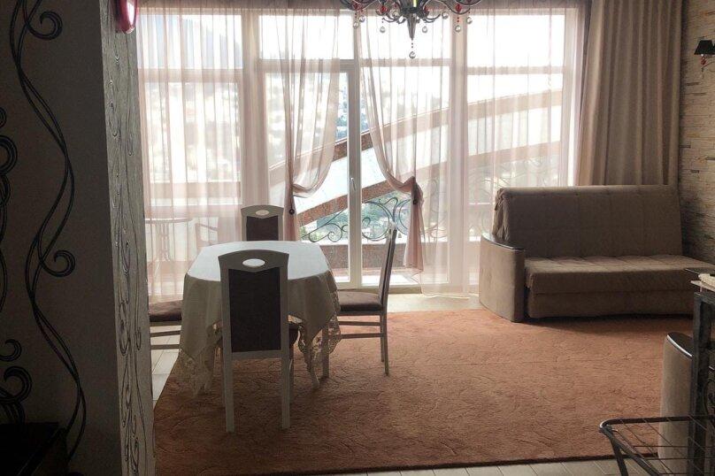 3-комн. квартира, 100 кв.м. на 4 человека, Загородная улица, 17Б, Ялта - Фотография 4