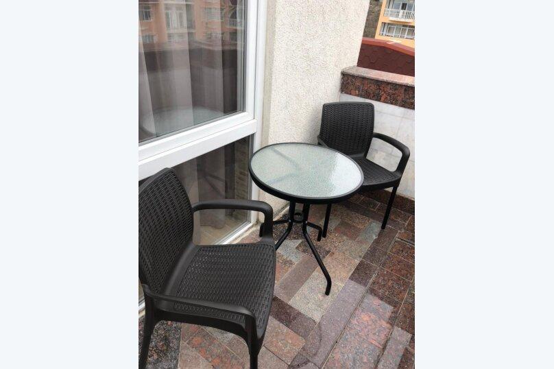 3-комн. квартира, 100 кв.м. на 4 человека, Загородная улица, 17Б, Ялта - Фотография 7