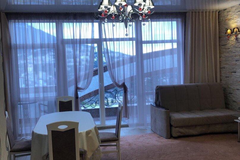 3-комн. квартира, 100 кв.м. на 4 человека, Загородная улица, 17Б, Ялта - Фотография 8