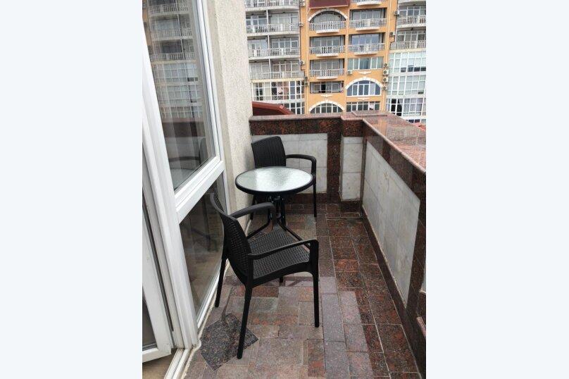 3-комн. квартира, 100 кв.м. на 4 человека, Загородная улица, 17Б, Ялта - Фотография 16