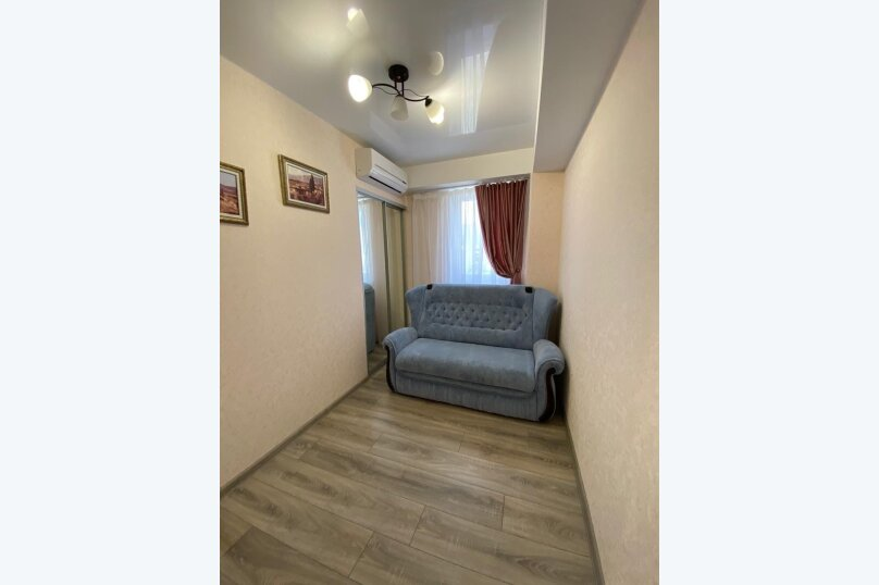 2-комн. квартира, 50 кв.м. на 4 человека, улица Руданского, 8Б, Ялта - Фотография 8