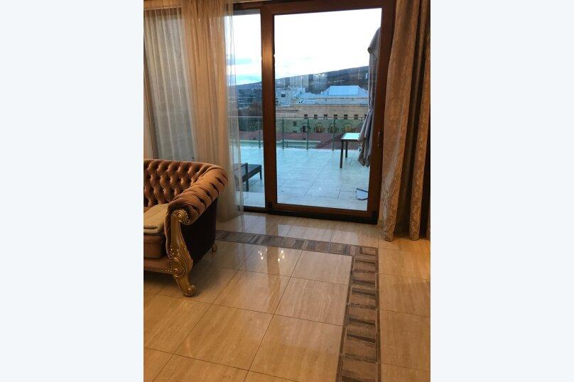 4-комн. квартира, 175 кв.м. на 6 человек, улица Леси Украинки, 3, Тбилиси - Фотография 22