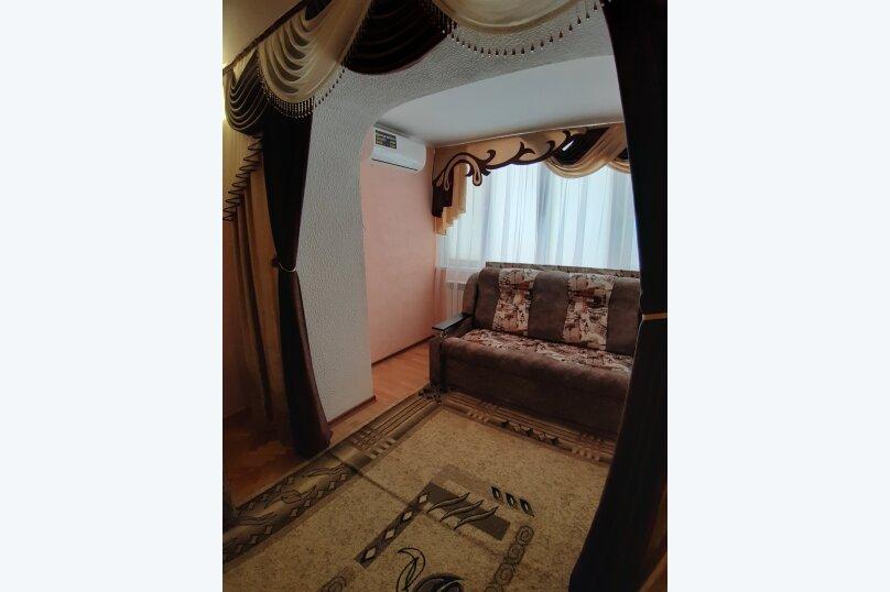 2-комн. квартира, 68 кв.м. на 5 человек, Первомайская улица, 193, Ейск - Фотография 6