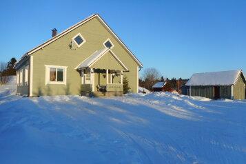 Дом, 120 кв.м. на 8 человек, 2 спальни, Куркиёки, Зелёная улица, 57, Лахденпохья - Фотография 1
