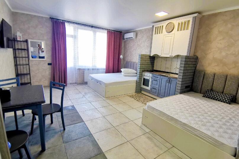 1-комн. квартира, 36 кв.м. на 4 человека, Пионерский проспект, 274Б, Анапа - Фотография 11