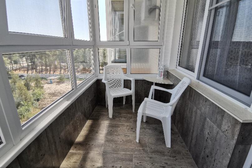 1-комн. квартира, 36 кв.м. на 4 человека, Пионерский проспект, 274Б, Анапа - Фотография 15