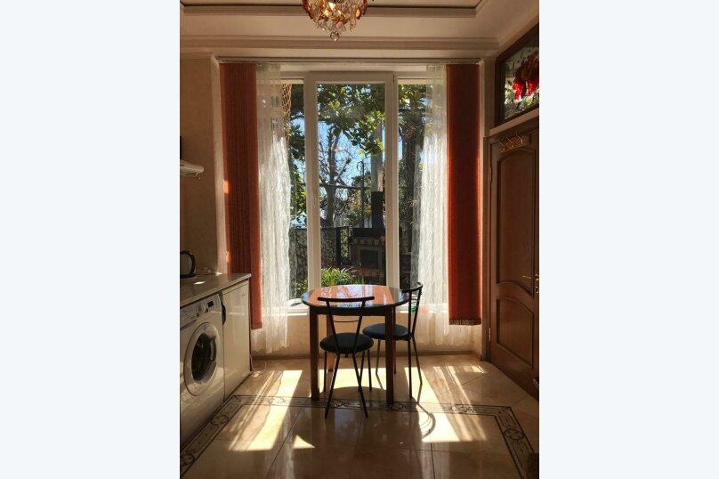 Гостевой дом  с двориком  студия №2 пляж чистый, 22 кв.м. на 3 человека, 1 спальня, Поликуровская улица, 5, Ялта - Фотография 18