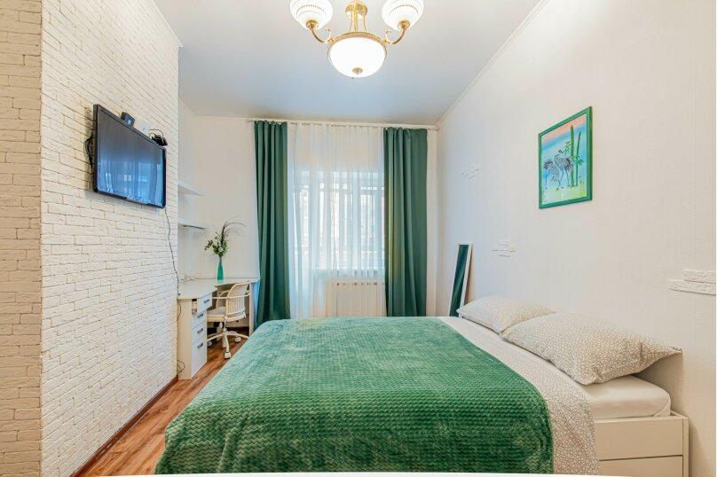 1-комн. квартира, 45 кв.м. на 4 человека, Чистопольская улица, 40, Казань - Фотография 1
