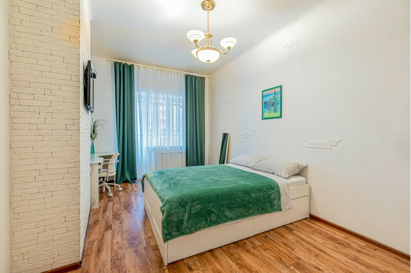 1-комн. квартира, 45 кв.м. на 4 человека, Чистопольская улица, 40, Казань - Фотография 2