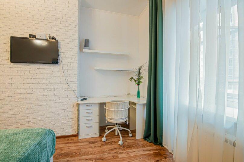 1-комн. квартира, 45 кв.м. на 4 человека, Чистопольская улица, 40, Казань - Фотография 6