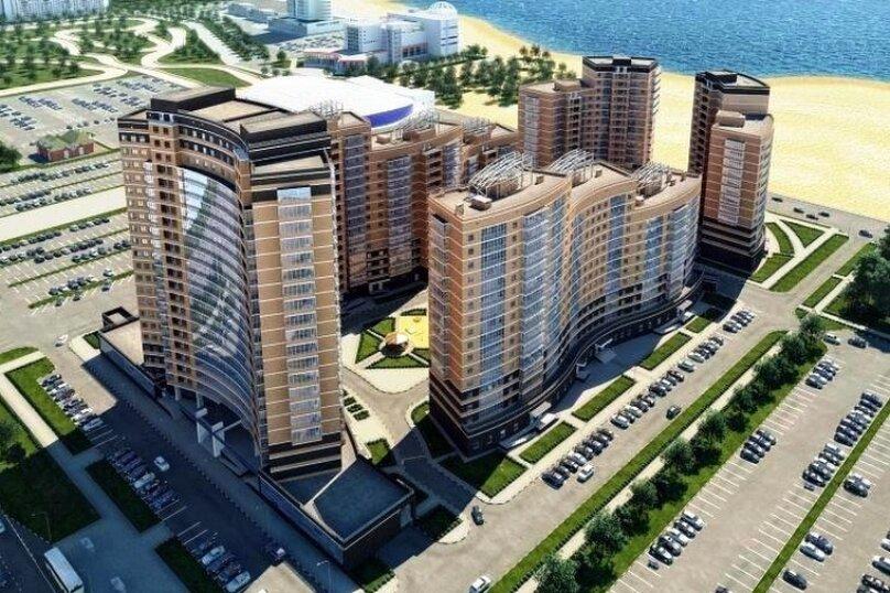 1-комн. квартира, 45 кв.м. на 4 человека, Чистопольская улица, 40, Казань - Фотография 17