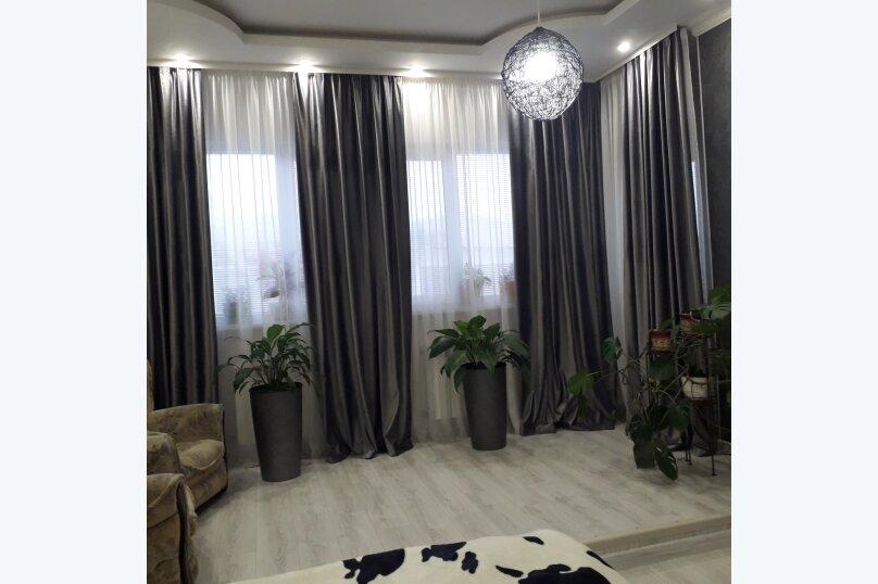 Коттедж-эллинг поэтажно, 60 кв.м. на 4 человека, 2 спальни, Приозёрная улица, 62, Партенит - Фотография 16
