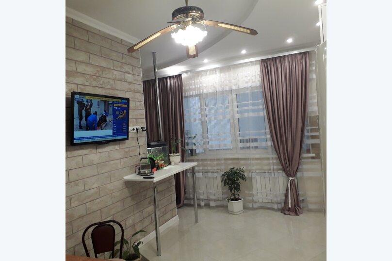 Коттедж-эллинг поэтажно, 60 кв.м. на 4 человека, 2 спальни, Приозёрная улица, 62, Партенит - Фотография 18