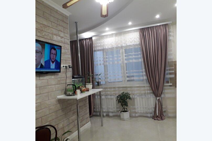 Коттедж-эллинг поэтажно, 60 кв.м. на 4 человека, 2 спальни, Приозёрная улица, 62, Партенит - Фотография 19