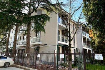 2-комн. квартира, 38 кв.м. на 4 человека, Цветочная улица, 44А, Адлер - Фотография 1