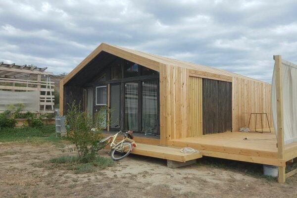 Дом, 54 кв.м. на 6 человек, 3 спальни, Восточный переулок, 1, Солнечная Долина - Фотография 1