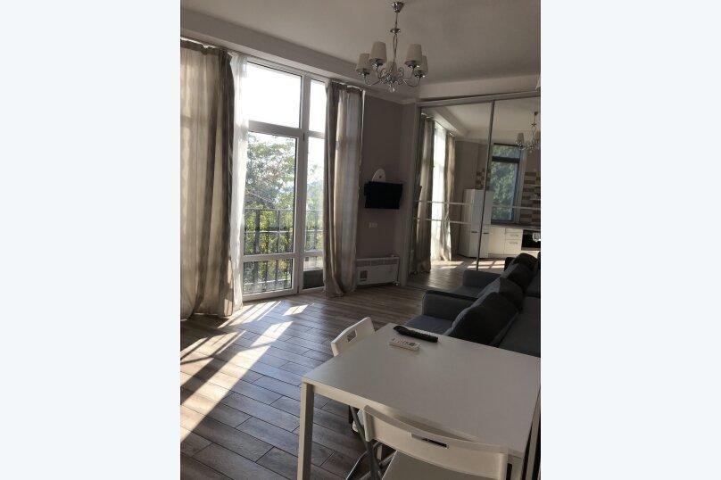 1-комн. квартира, 27 кв.м. на 4 человека, Нагорная улица, 16, Ялта - Фотография 3