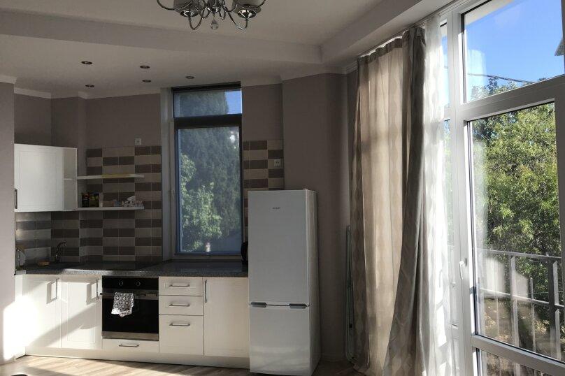 1-комн. квартира, 27 кв.м. на 4 человека, Нагорная улица, 16, Ялта - Фотография 7