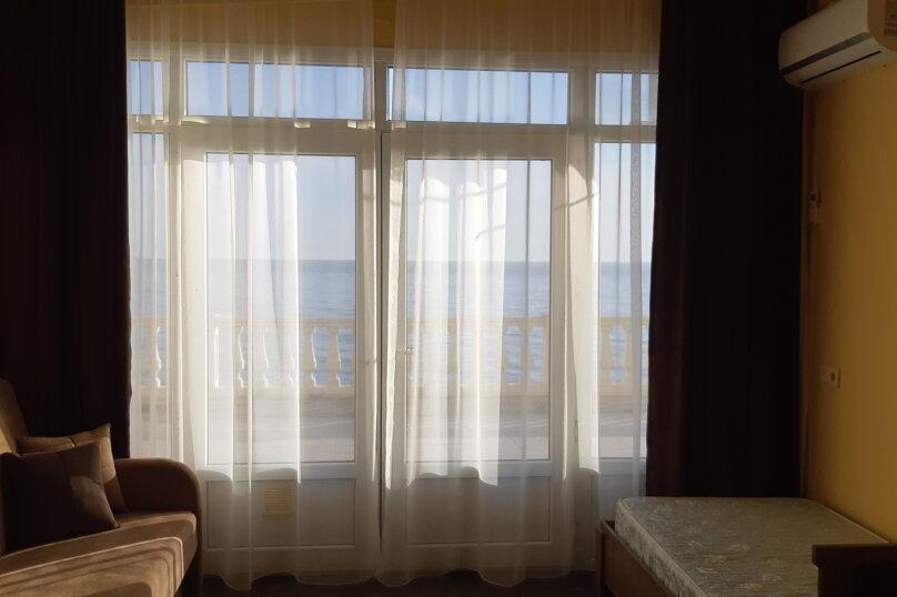 семейный номер на 4-5 человек с видом на море, Азовская улица, 4, Лоо - Фотография 1