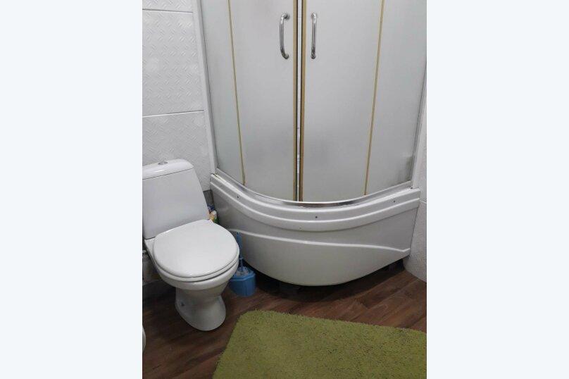 Коттедж-эллинг поэтажно, 60 кв.м. на 4 человека, 2 спальни, Приозёрная улица, 62, Партенит - Фотография 27