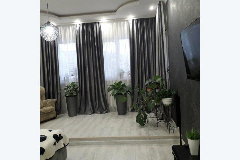 Коттедж-эллинг поэтажно, 60 кв.м. на 4 человека, 2 спальни, Приозёрная улица, 62, Партенит - Фотография 29