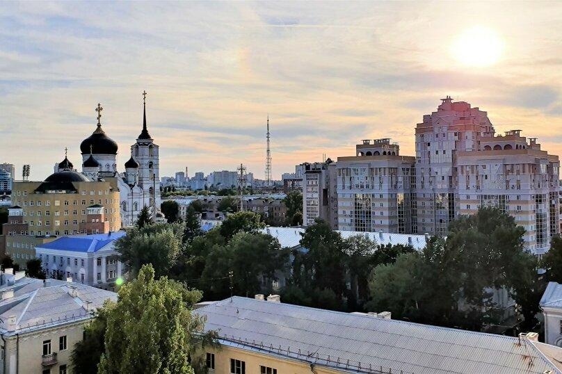 1-комн. квартира, 50 кв.м. на 4 человека, проспект Революции, 9А, Воронеж - Фотография 5