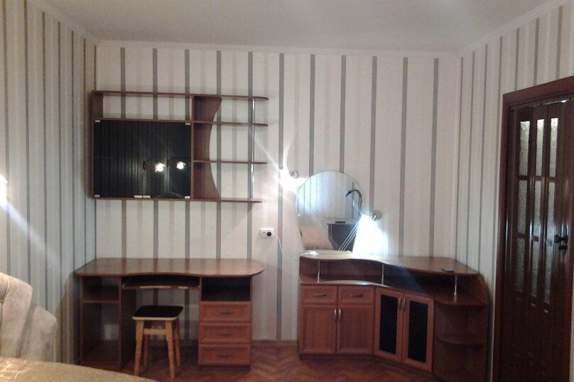 1-комн. квартира, 34 кв.м. на 3 человека, улица Клары Цеткин, 19, Керчь - Фотография 4