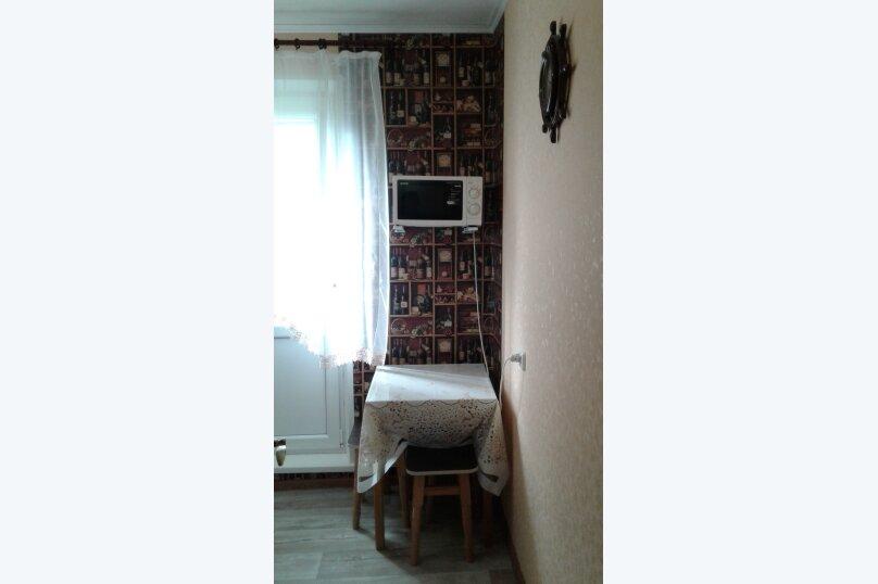 1-комн. квартира, 34 кв.м. на 3 человека, улица Клары Цеткин, 19, Керчь - Фотография 7