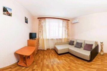 2-комн. квартира, 45 кв.м. на 5 человек, Солнечная улица, 7, Партенит - Фотография 1