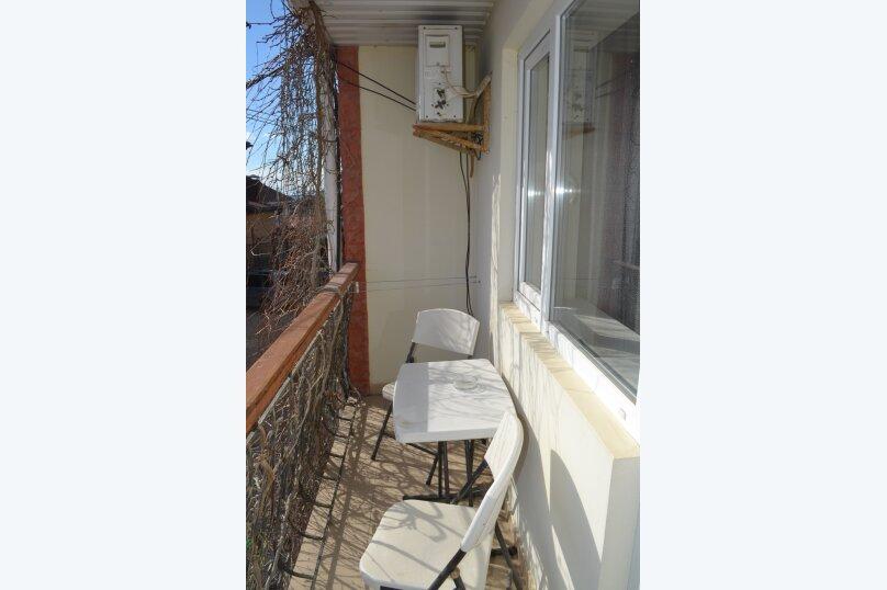 Коттедж двухэтажный, 48 кв.м. на 4 человека, 1 спальня, улица Бирюзова, 54 А, Судак - Фотография 12