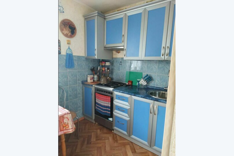 2-комн. квартира, 41 кв.м. на 5 человек, улица Ленина, 32, Судак - Фотография 11
