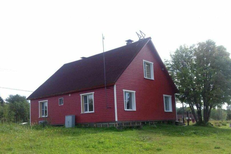 Дача, 160 кв.м. на 8 человек, 5 спален, деревня Кривоноговская, 15, Медвежьегорск - Фотография 43