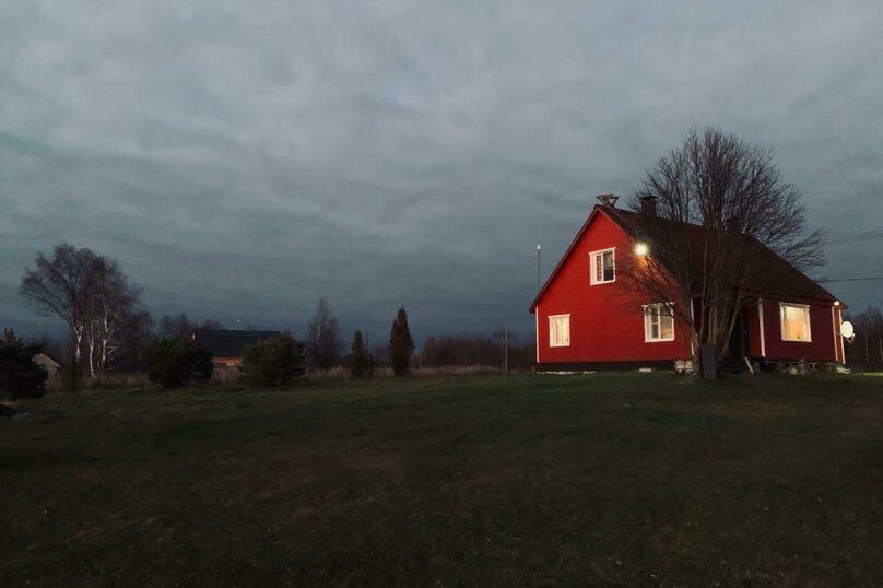 Дача, 160 кв.м. на 8 человек, 5 спален, деревня Кривоноговская, 15, Медвежьегорск - Фотография 48