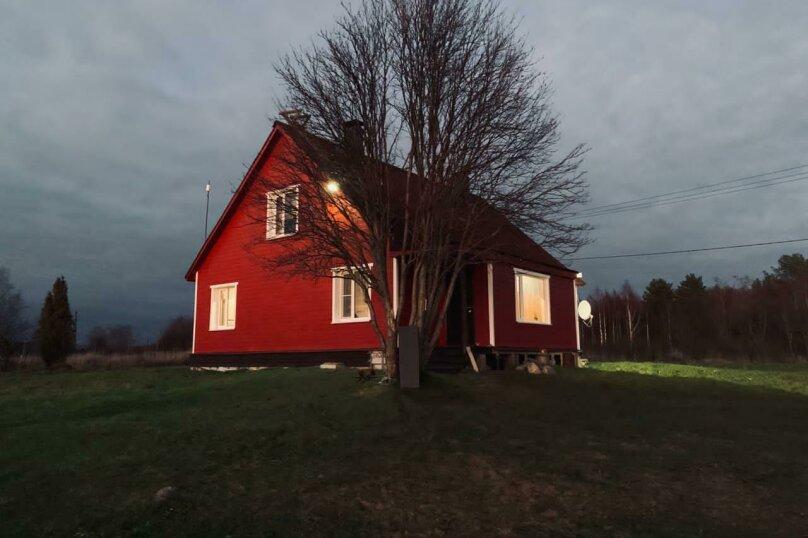 Дача, 160 кв.м. на 8 человек, 5 спален, деревня Кривоноговская, 15, Медвежьегорск - Фотография 49