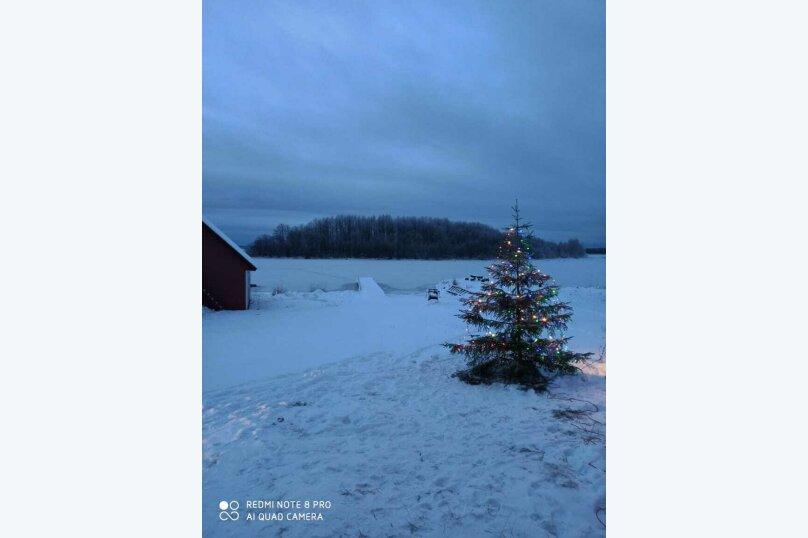 Дача, 160 кв.м. на 8 человек, 5 спален, деревня Кривоноговская, 15, Медвежьегорск - Фотография 51