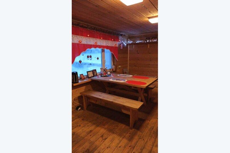 Дача, 160 кв.м. на 8 человек, 5 спален, деревня Кривоноговская, 15, Медвежьегорск - Фотография 53