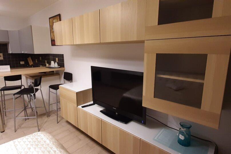 1-комн. квартира, 25 кв.м. на 2 человека, проспект Обуховской Обороны, 138к2, Санкт-Петербург - Фотография 6