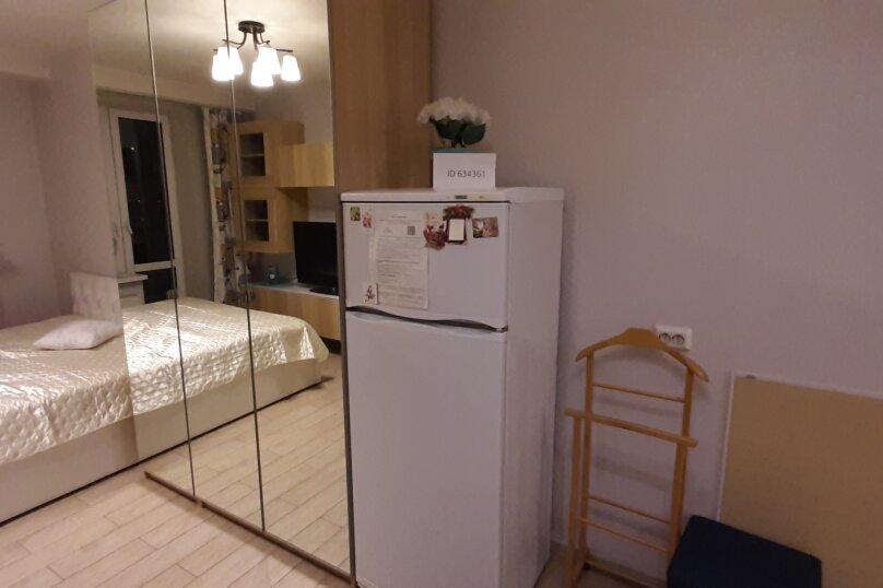 1-комн. квартира, 25 кв.м. на 2 человека, проспект Обуховской Обороны, 138к2, Санкт-Петербург - Фотография 12