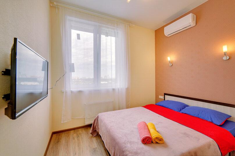 Апартаменты на Беломорской, Смольная улица, 44к2 на 70 номеров - Фотография 26