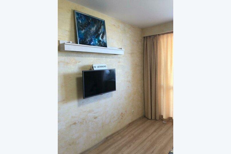 1-комн. квартира, 25 кв.м. на 3 человека, Челнокова, 19а корп 2, Севастополь - Фотография 9