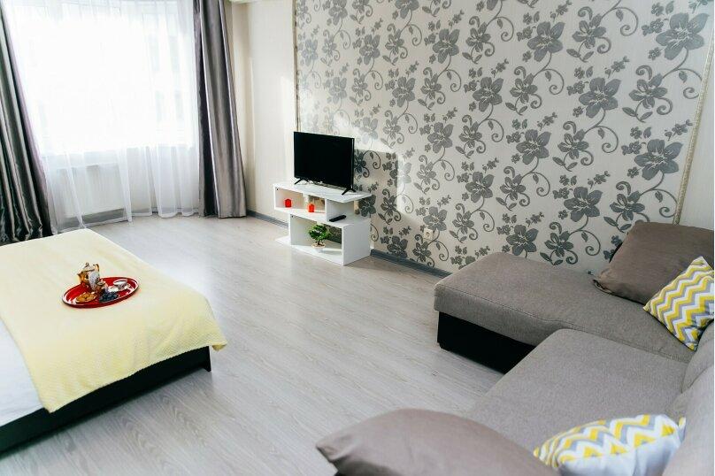 1-комн. квартира, 45 кв.м. на 3 человека, Пионерская улица, 23, Новороссийск - Фотография 3