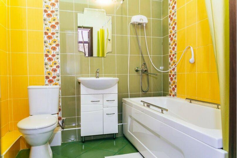 1-комн. квартира, 45 кв.м. на 3 человека, Пионерская улица, 23, Новороссийск - Фотография 14