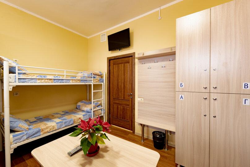 МТМ Хостел, улица Корнеева, 14 на 20 комнат - Фотография 29